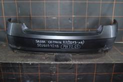 Бампер задний для Skoda Octavia A7