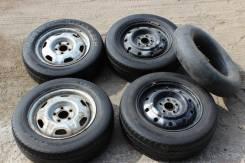 Комплект летних колес 185/65R14