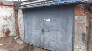 Гаражи капитальные. улица Карамзина 4, р-н Дзёмги, 21,0кв.м., электричество, подвал. Вид снаружи