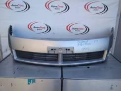 Бампер передний Nissan Wingroad VFY11 2 mod 02-05г
