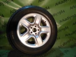 Запасное колесо Bridgestone Dueler H/T 687