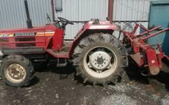 Вспашу трактором огород (фреза)