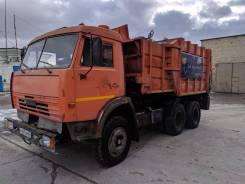 МКМ-4704, 2005. Продается мусоровоз КО-449 на шасси Камаз-53215-15, 10 850куб. см.