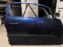 Дверь правая передняя opel astra 2007 год под восстановление