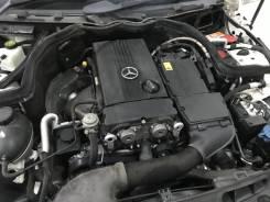 Двигатель M271.950 Mercedes-Benz W204 (DeutschAutos)