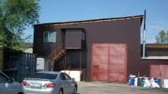 Сдам в аренду гараж (бокс) или для производства. 300,0кв.м., улица Пограничная 159, р-н Сплавконтора