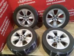"Комплект дисков BMW с резиной 16 / 225 / 50. 7.0x16"" 5x120.00 ЦО 72,6мм."