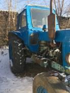МТЗ 80. Продаётся трактор мтз 80 1990 года в отличном состоянии с тележкой с д