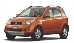 Рейлинг. Daihatsu Terios, J200G, J210G Daihatsu Be-Go, J200G, J210G Toyota Rush, J200E 3SZVE