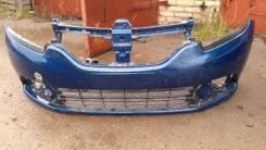 Рено Логан 2 передн бампер бу n011