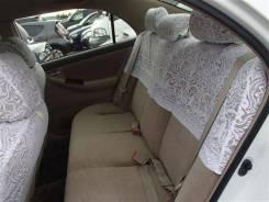 Накидки на сиденье. Toyota Corolla