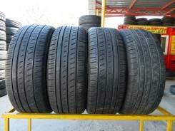 Pirelli P7. летние, б/у, износ до 5%