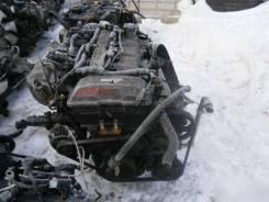 Двигатель Mazda Premacy CP8W 2002 FP-DE 4WD, Катушка Сверху (Сломана К
