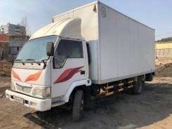 JBC. Фургон 5 тонн 25куб, 4 000куб. см., 5 000кг., 4x2