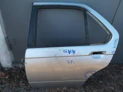Дверь задняя левая на Nissan Bluebird U14