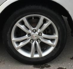 Диски Toyota 205/55 R16 91V 3*114 Bridgestone Turanza