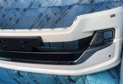 Бампер передний Toyota Land Сruiser 200 Executive