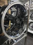 """LS Wheels LS 322. 7.5x17"""", 5x114.30, ET35, ЦО 73,1мм."""
