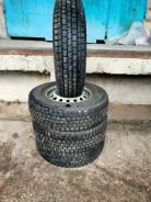 Dunlop DSV-01. зимние, без шипов, 2012 год, б/у, износ 10%