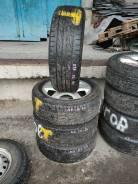Dunlop SP Sport LM704. летние, 2016 год, б/у, износ 30%