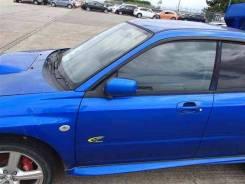 Дверь передняя левая Subaru Impreza WRX STI GDB GDA 2000-2007г
