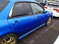 Дверь задняя правая Subaru Impreza gg 2000-2007г
