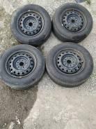 Колеса летние 205/65R15 Bridgestone Regno + штамповка 5*114,3