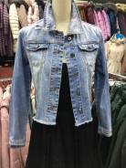 Куртки джинсовые. 42, 44, 46, 48