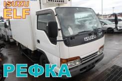 Isuzu Elf. Isuzu ELF Рефка V-4300 4HF1, NKR66, 4 300куб. см., 2 000кг., 4x2