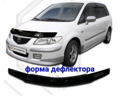 Дефлектор капота Mazda Premacy CP с 1999-05г