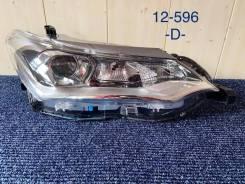Фара правая Toyota Corolla 160 Поздняя версия LED 12-596