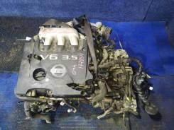 Двигатель Nissan Murano PNZ50 VQ35DE 2006
