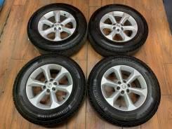 "Летние колеса R17 для Nissan Pathfinder оригинал. 7.0x17"" 6x114.30 ET30 ЦО 60,1мм."