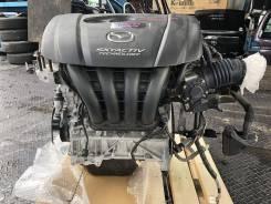 Двигатель Mazda PE-VPR на Atenza Gjefp Gjefw