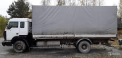 Tata. Продам грузовик тата 10 тонн, тент, ворота, 10 000кг., 4x2