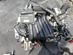 Двигатель в сборе без Вариатора(АКПП).