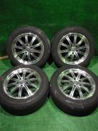 (Комплект 4241) Dunlop Enasave EC203 215/55R17 + Диски Enkei