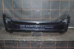 Бампер задний (универсал) - Lada Kalina 2