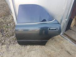 Дверь боковая Toyota Vista, левая задняя SV30