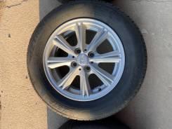 Комплект новых колёс на Лада Приору