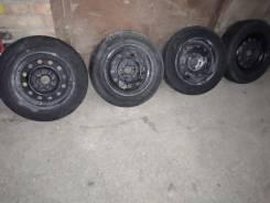 Продам комплект колёс. ВАЗ.