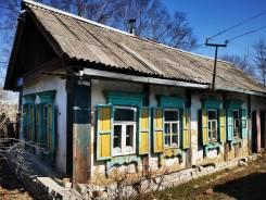 Продается дом на Гагарина в Артеме !. Улица Гагарина 110, р-н Угловое, площадь дома 47,8кв.м., площадь участка 1 200кв.м., электричество 15 кВт, о...