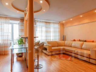 3-комнатная, улица Дзержинского 38. 66-ой квартал, агентство, 88,0кв.м.