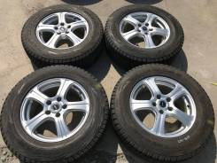 215/70 R16 Bridgestone DM-V1 литые диски 5х114.3 (L31-1615)