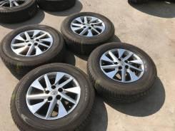 215/70 R16 Toyo Tranpath mpZ литые диски 5х114.3 (L31-1617)
