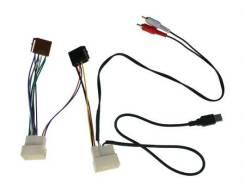 Коннектор разъем KIA, Hyundai 2010 - USB AUX ISO