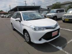 Toyota Corolla Axio. вариатор, передний, 1.5 (74л.с.), гибрид, б/п. Под заказ