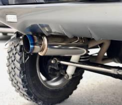 Глушитель. Suzuki Jimny, JB23W K6A. Под заказ