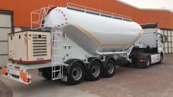 Nursan 3ANRS. Цементовоз для цементирования скважин, 40 000кг.