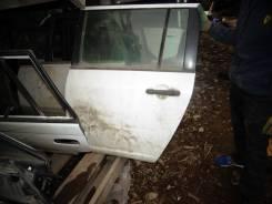 Дверь Toyota Probox NCP51 1NZFE, левая задняя